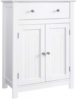 Kúpeľňová skrinka Bree 60 × 80 × 30 cm biela
