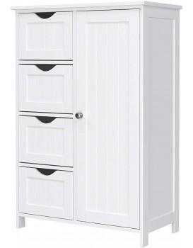 Koupelnová skříňka FRANCESCA bílá