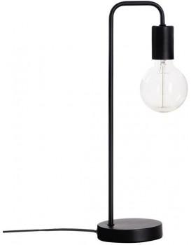 Stolná lampa Keli čierna 45 cm
