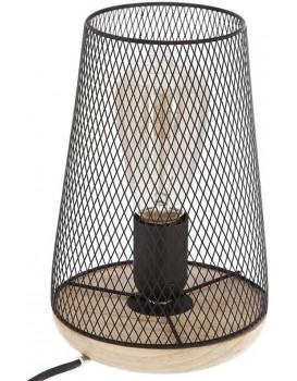Drôtená nočná lampa Zely 23 cm
