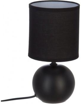 Noční lampa Timeo černá 25 cm