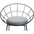 Barová stolička Shibo čierna