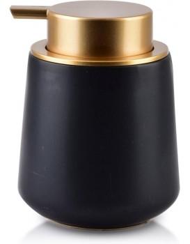 Dávkovač mydla 300 ml zlatý/čierny