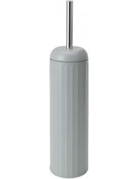 WC kartáč v nádobě Melo šedý