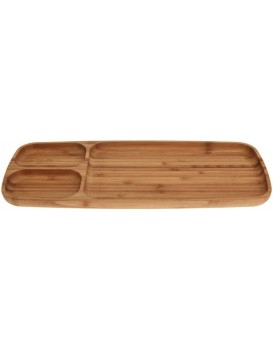 Servírovací miska bambusová