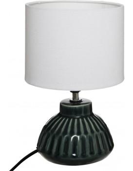 Noční lampa Paty zelená/bílá