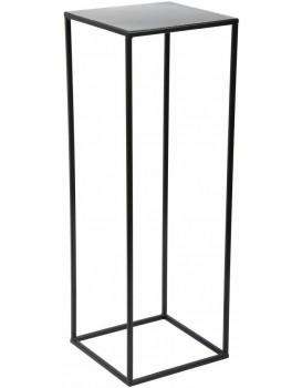 Kvetinový stojan Charr 70 cm čierny