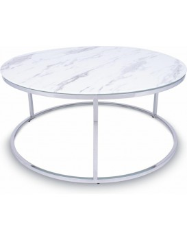 Konferenčný stolík TREZE SILVER 100 cm