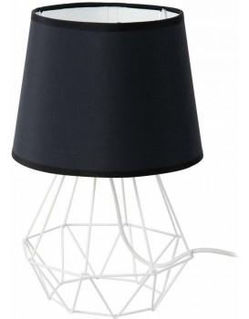 Stolní lampa Diamen černá