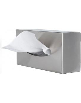Krabička na ubrousky ULA stříbrná