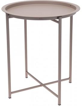 Konferenční stolek BEIGE béžový