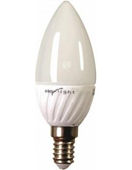 LED žiarovka 7W E14 - neutrálna