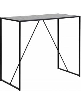 Barový stůl Rena jasan/popel