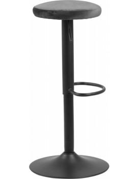 Barová stolička Finch šedá