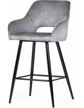 Barová stolička Spare sivá