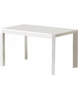 Rozkládací stůl Stanford 130-210x80 cm bílý