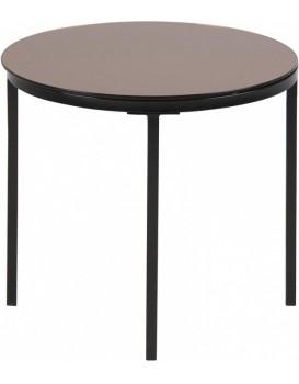 Konferenční stolek Gino 1 hnědý