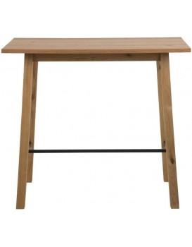 Barový stôl Chara divoký dub