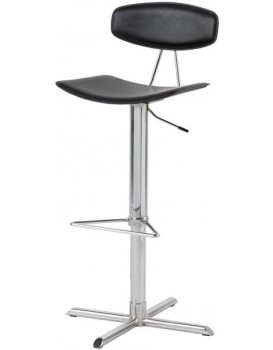 Barová stolička Braise čierna