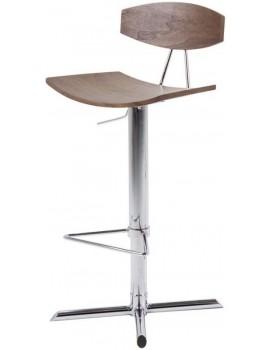 Barová stolička Braise hnedá