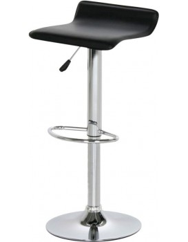 Barová stolička Den čierna