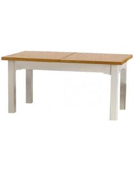 Rozkládací stůl Leonardo hnědý