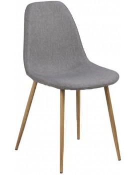 Jídelní židle Kryspin II šedá