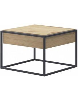 Konferenční stolek Moyo 60 cm dub artisan