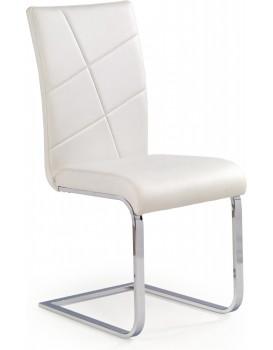 Jídelní židle Laurel bílá