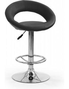 Barová stolička Ivy2 čierna
