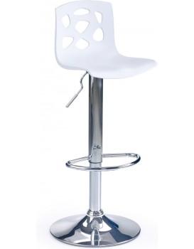Barová židle Ivy3 bílá
