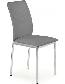 Jídelní židle Agata šedá