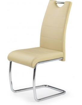 Jídelní židle Michaelle béžová