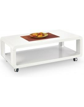 Konferenční stolek Tufa bílý