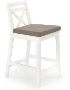 Barová stolička Eleven biela