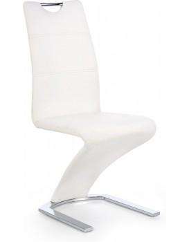 Jídelní židle Amor bílá
