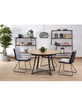 Rozkládací jídelní stůl Moretti dub zlatý/antracit