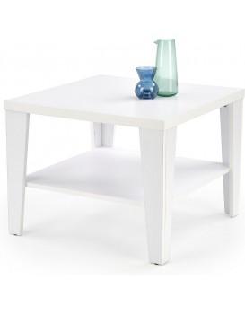 Konferenční stolek Manta Kwadrat bílý