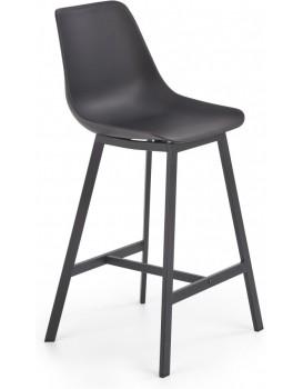Barová stolička Ran čierna