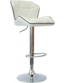 Barová stolička Hoker Rossi - biela