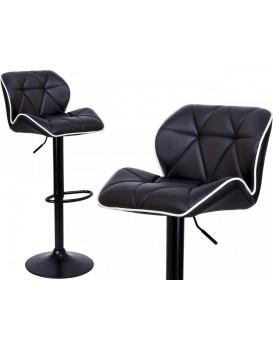 Barová židle Grappo černá