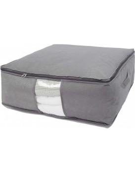 Úložný box na přikrývku Vitto šedý