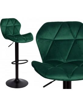 Barová židle Gordon zelená