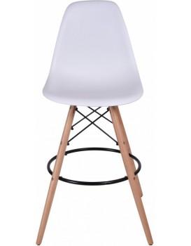 Barová stolička Capri - biela