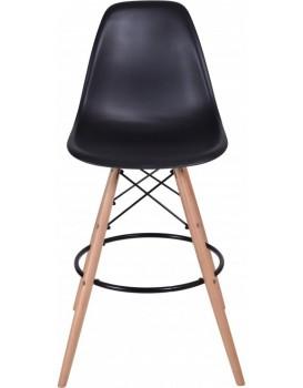 Barová židle Hoker Capri - černé