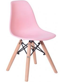 Dětská židle Paris Kids - růžová