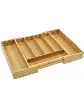 Organizér do zásuvky - bambus