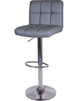 Barová stolička Arako - šedivá