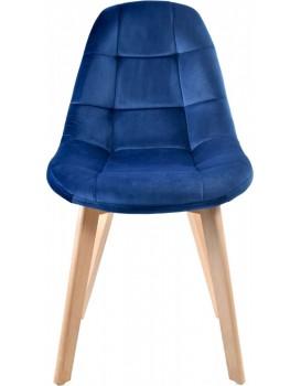 Stolička AUSTIN modrá