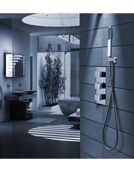 Batéria REAT BRITO vaňovo-sprchová